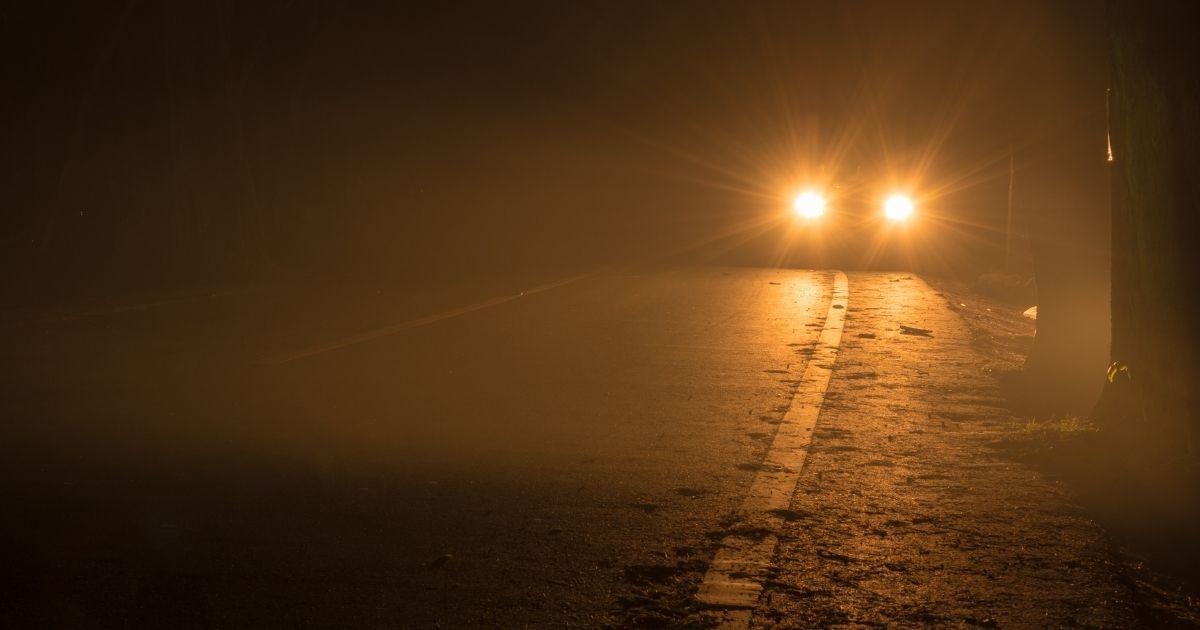Luces funcionando después de la revisión del carro antes de viajar Venezuela