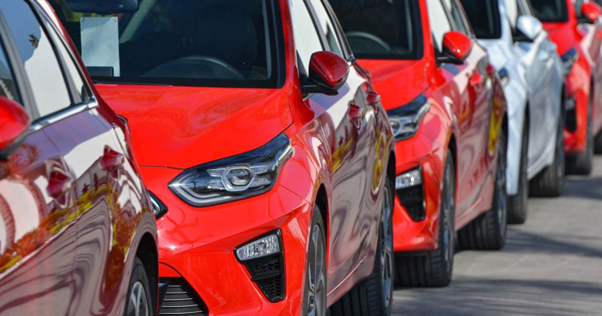 Modelos de carros Kia Venezuela 1