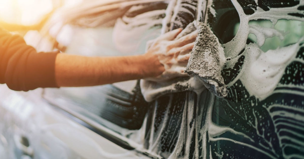 como lavar un carro 2