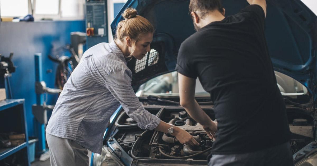 Cuidados de un motor a gasolina 2