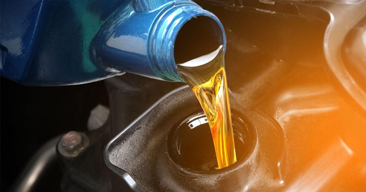 cambiar el lubricante o aceite del motor
