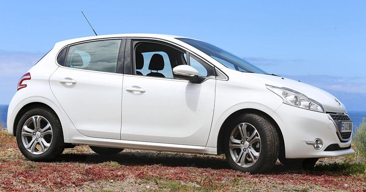 descubre carros Peugeot 208 usados en en Caracas