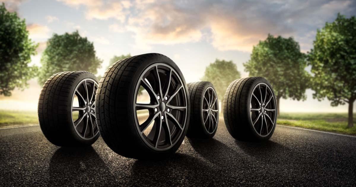 prueba los neumáticos de verano