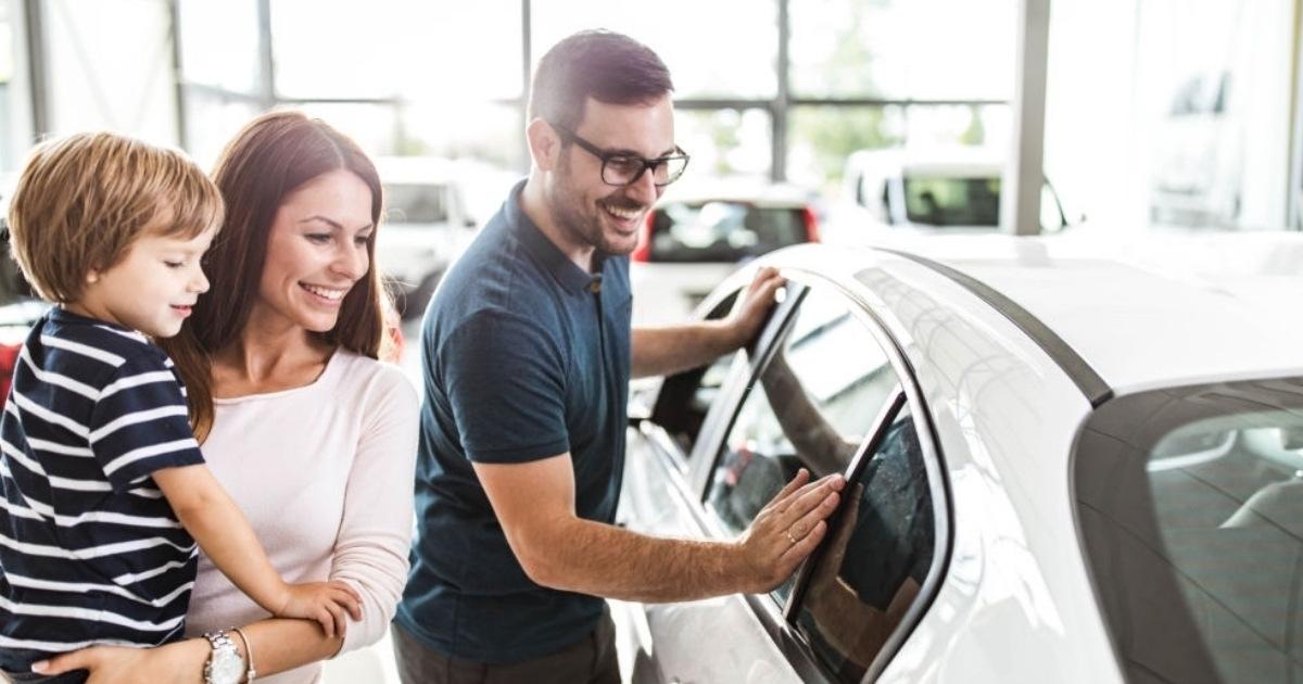 Compra un auto para la familia