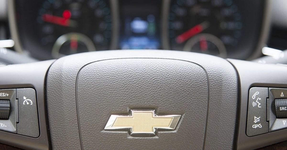 tablero de carros Chevrolet Cruze 2013