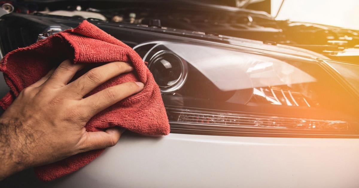 aprende cómo blanquear las luces de mi auto