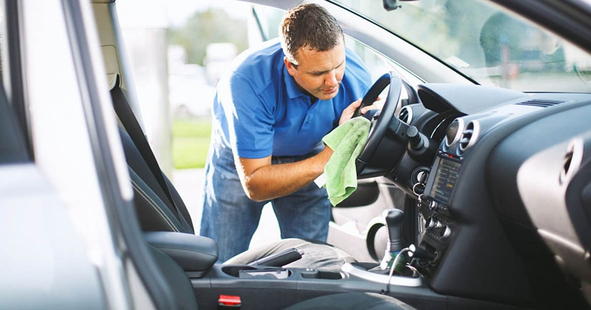 Recuerda el cuidado de su auto en cuarentena