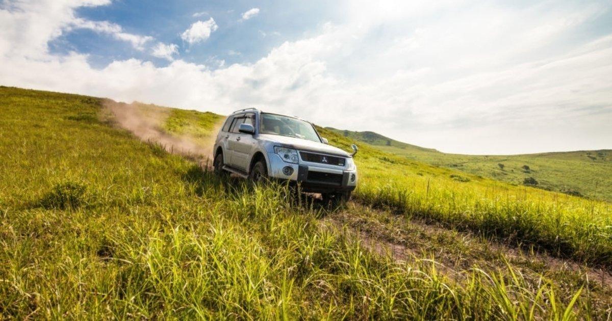 Recorre los caminos con una Mitsubishi Montero