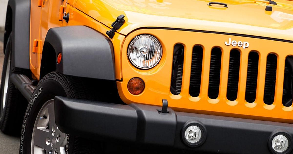 Hermoso Jeep Wrangler