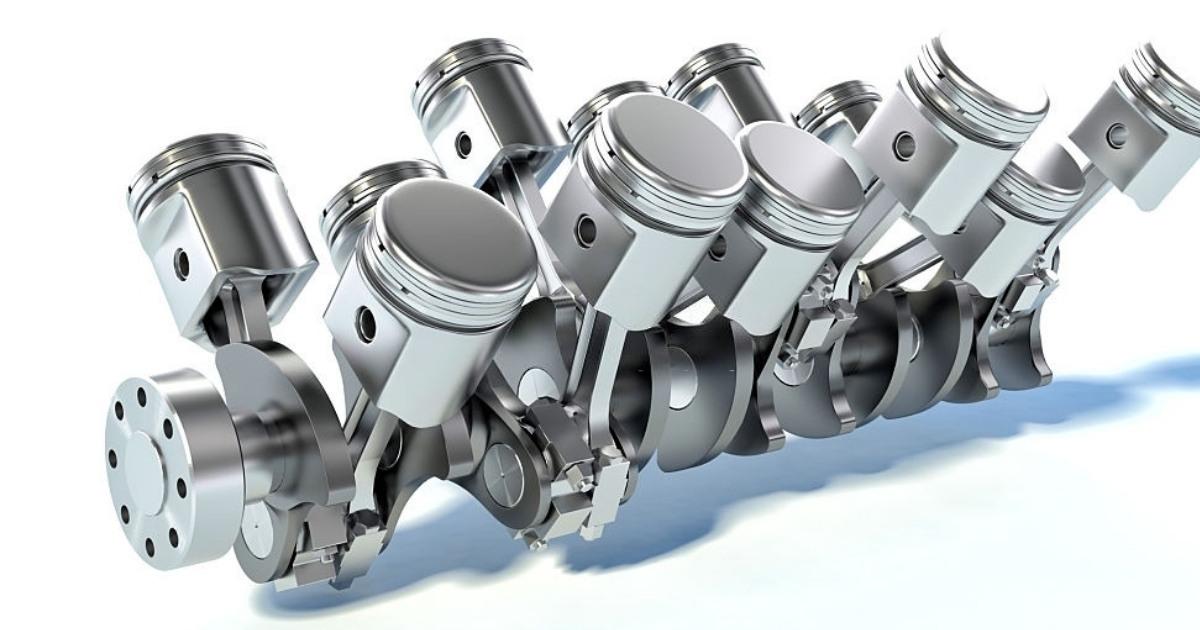 Modelos de motores de combustión interna V12