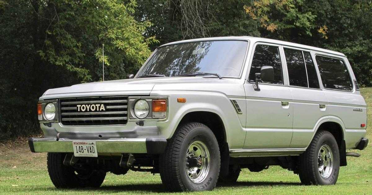 Adquiere tu vehículo Toyota Samurai