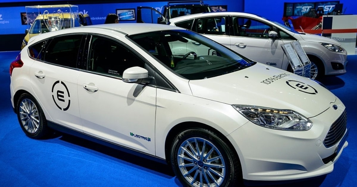 Ford Focus en carros eléctricos en Venezuela