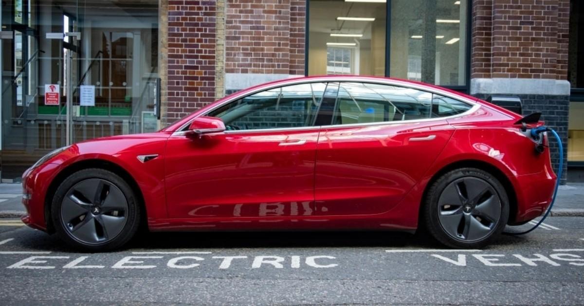 Tesla Modelo 3 un carro eléctrico
