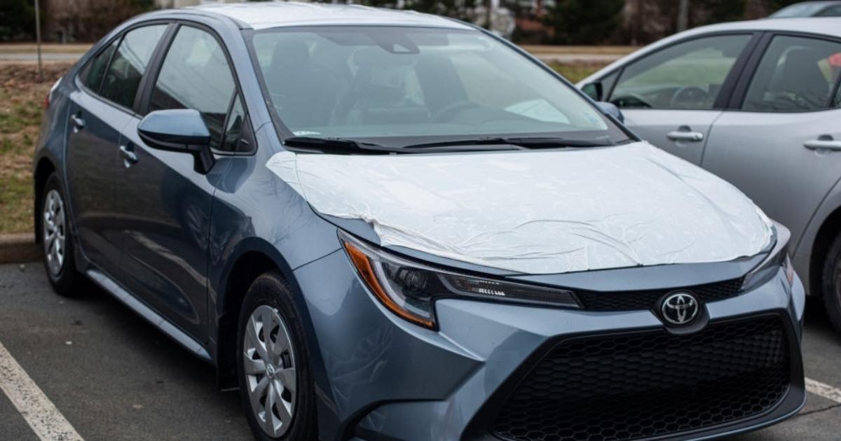 Compra venta de autos usados Toyota Corolla