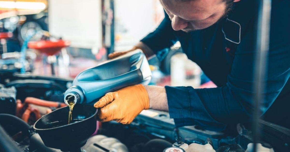 Tipos de clasificación de los lubricantes de motor