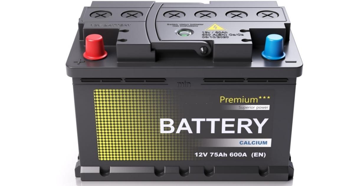 Descubre los tipos de baterías de auto