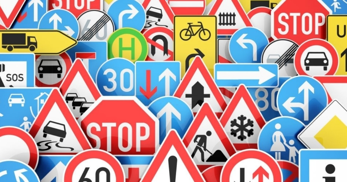 Aprende los tipos de señales de tránsito significado