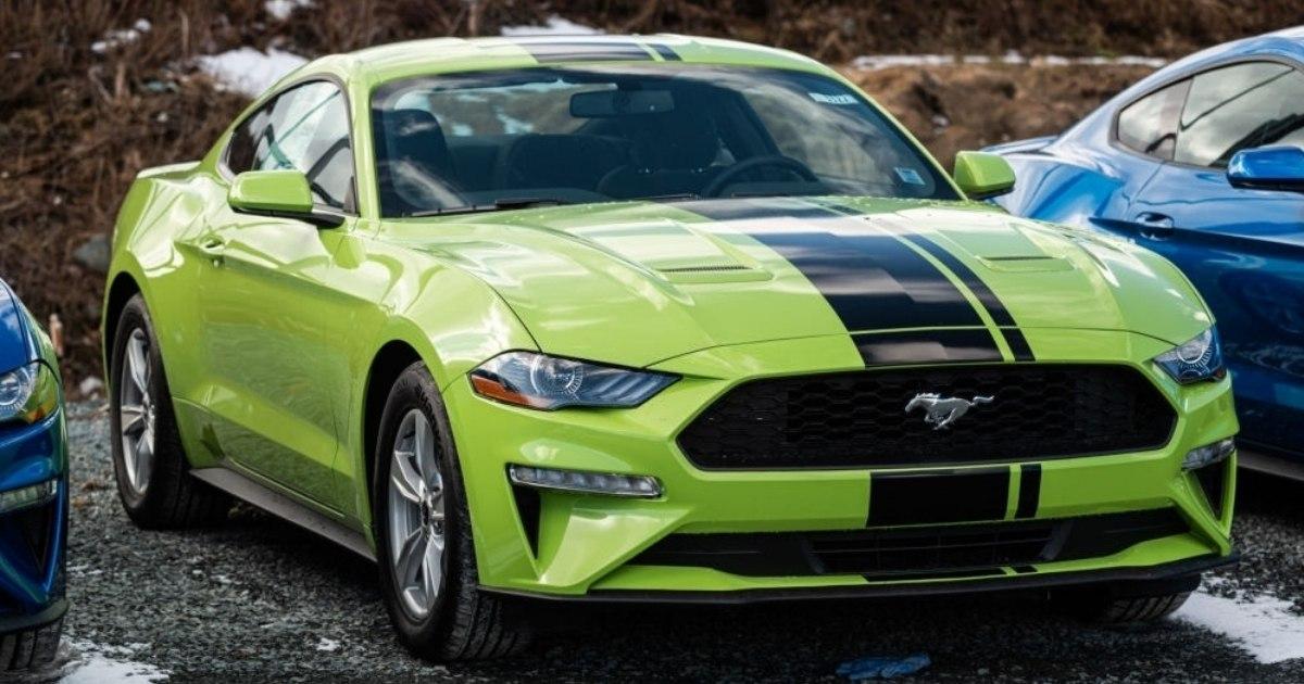 Conoce los Mustang GT Coupé