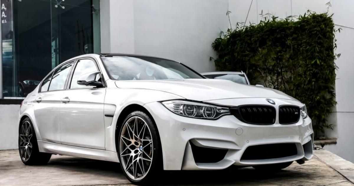Descúbre el BMW F80 M3