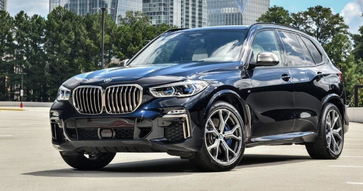 Vehículos BMW X5