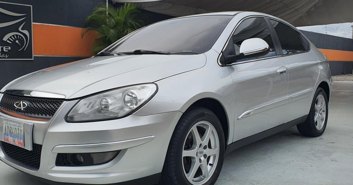 Vehiculo Chery X1