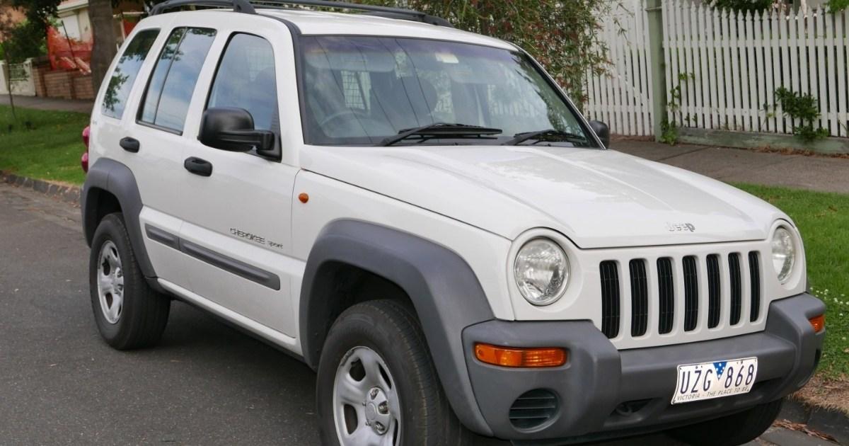 Vehiuculo Jeep Cherokee KJ
