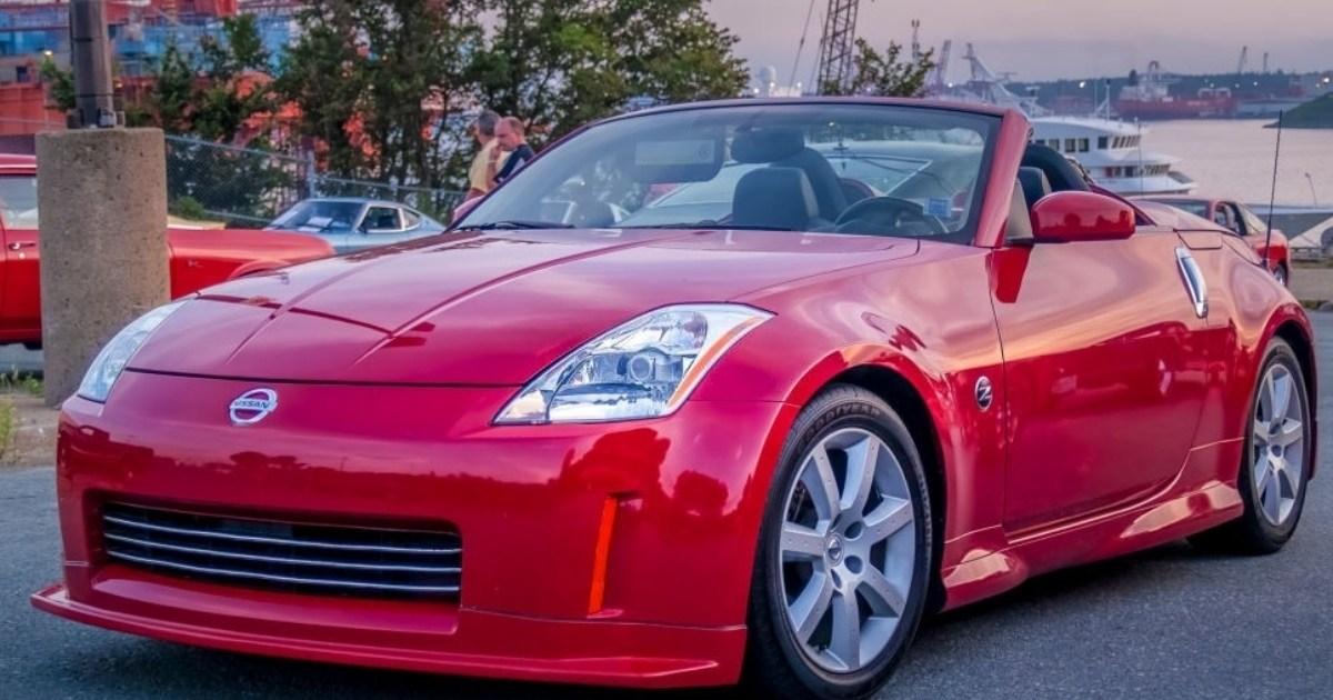 Descubre los modelos de autos Nissan 350Z