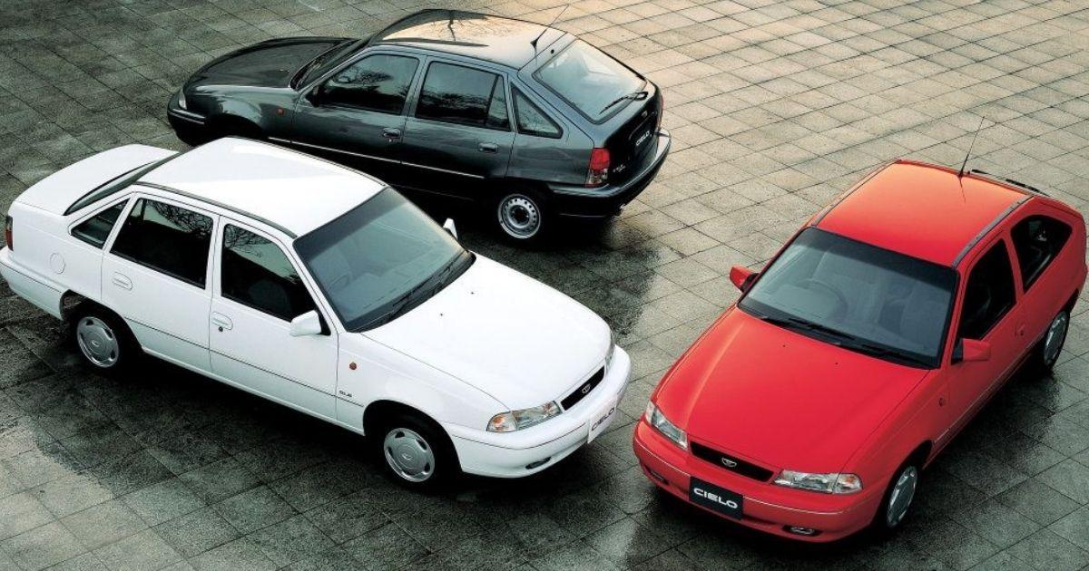 Conoce los varios modelos de vehículos Daewoo