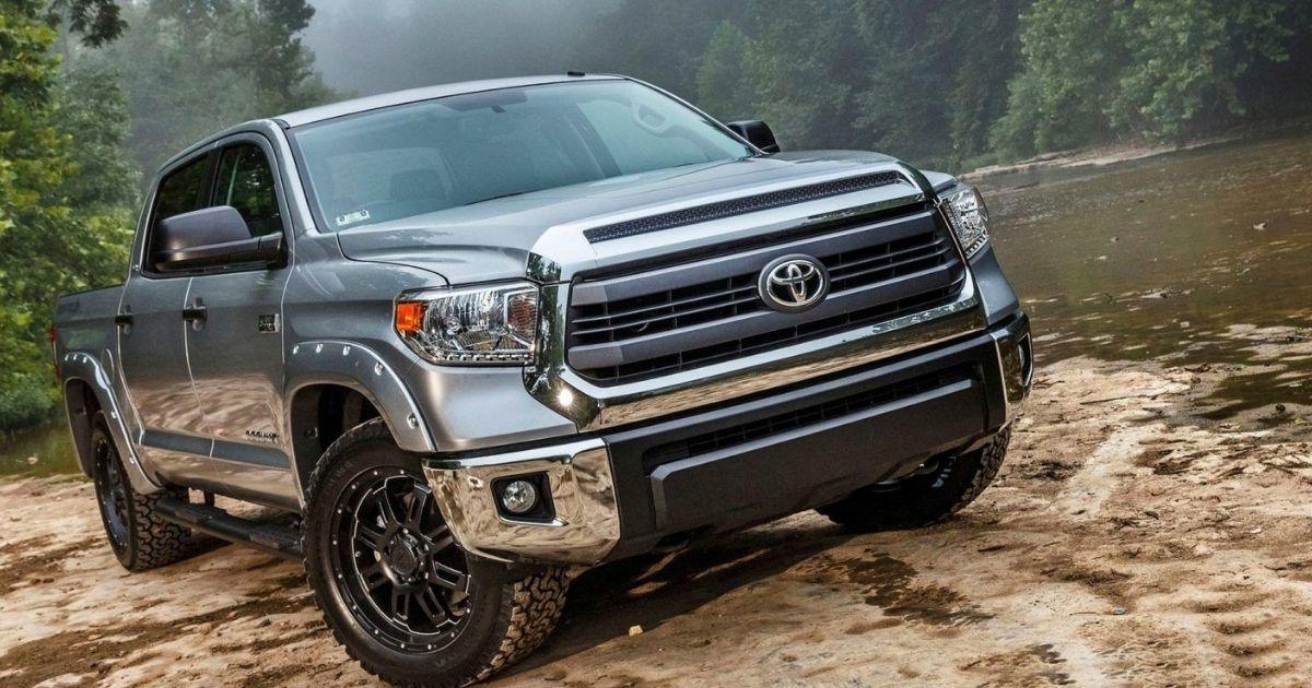 Increíble autos Toyota Tundra