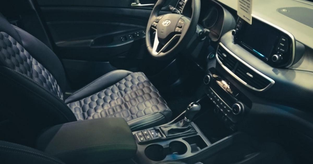 Confortables asientos de los autos Hyundai