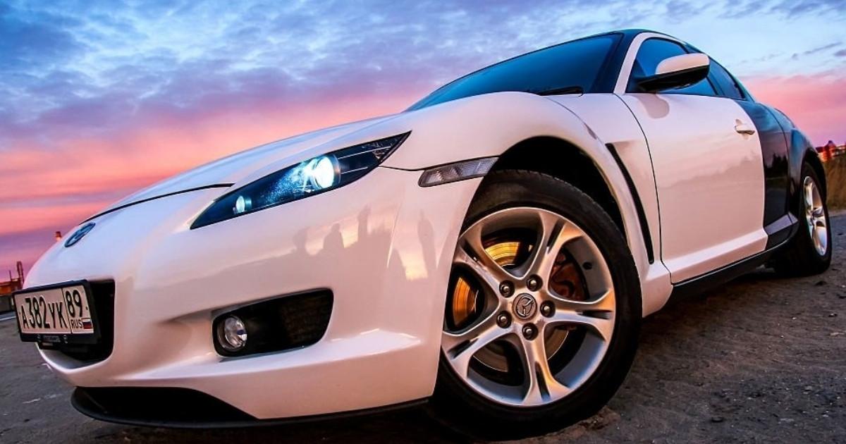 Conoce los modelos Mazda RX-8