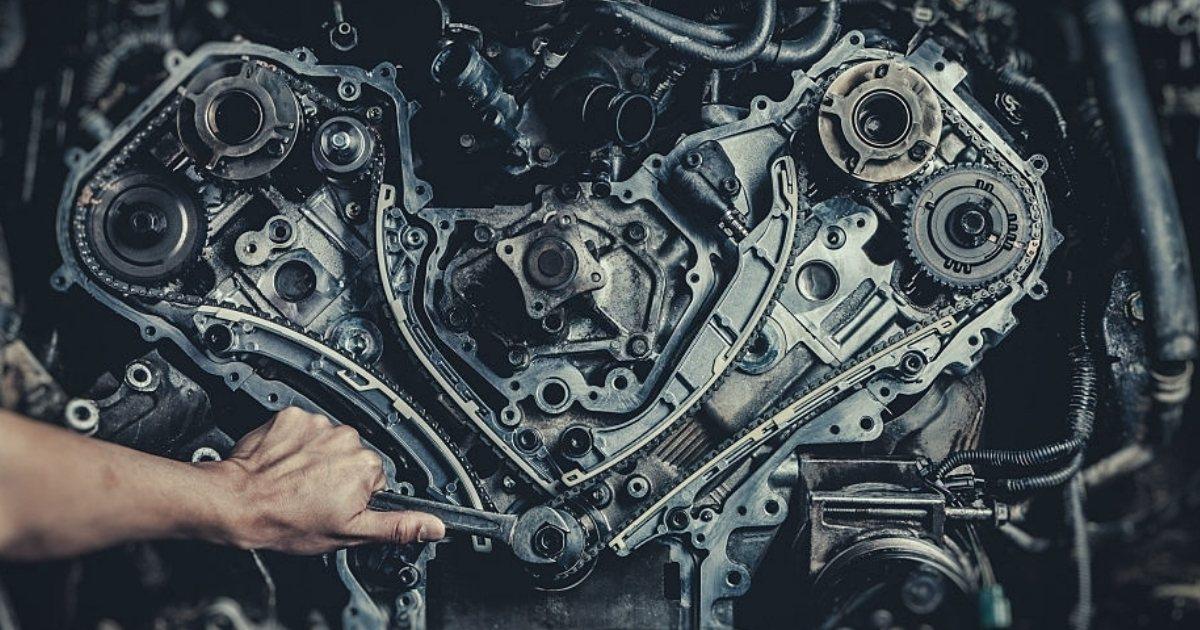 Cómo leer las especificaciones del motor V6 3L