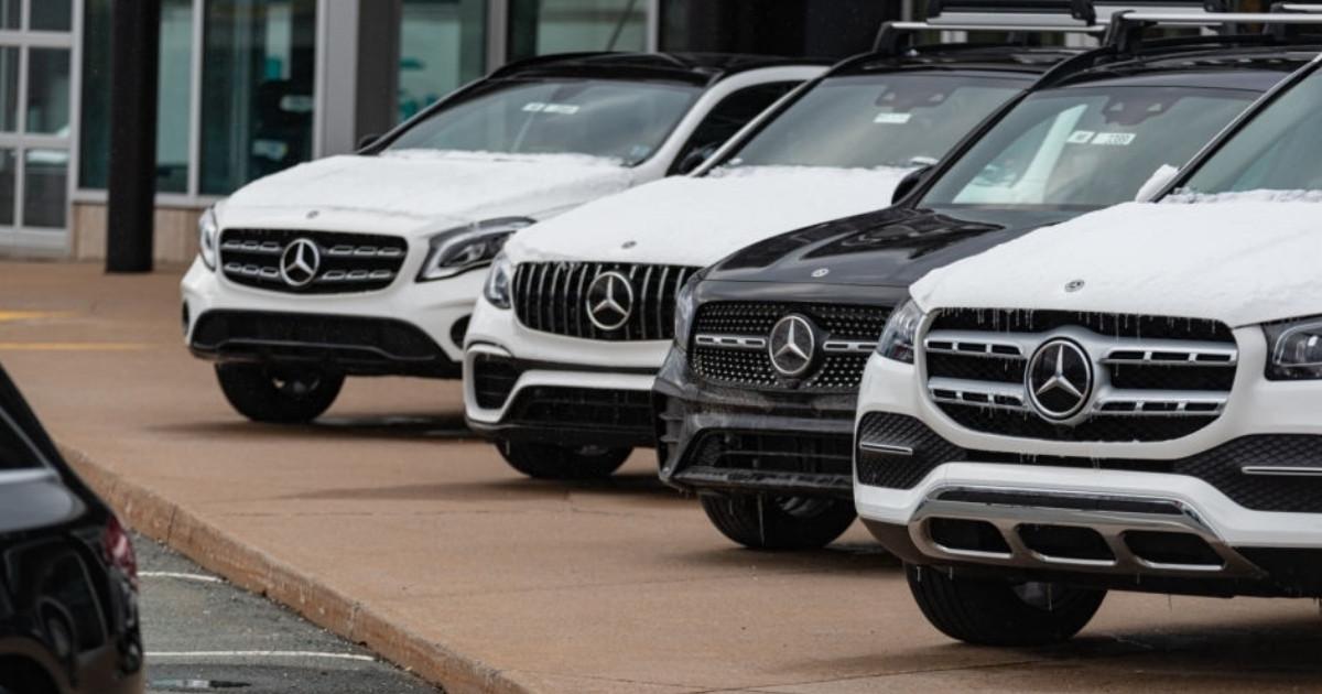 Vehículos Mercedes-Benz son todo lujo y potencia