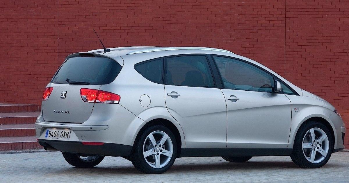 Hoy podrás comprar tu carro Seat Altea XL