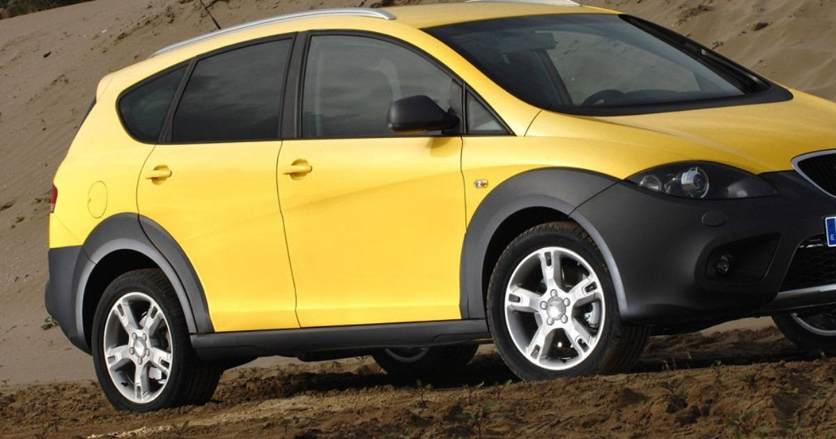 Espectacular comprar un carro Seat Altea Freetrack