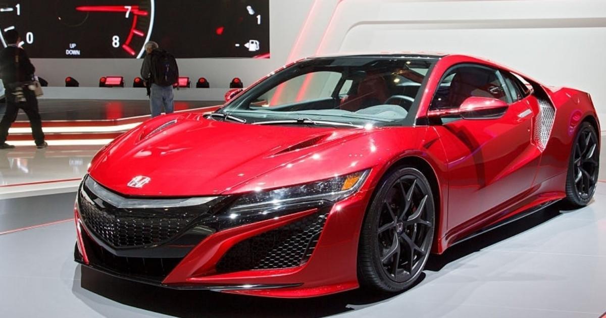 Descubre los Honda Acura NSX