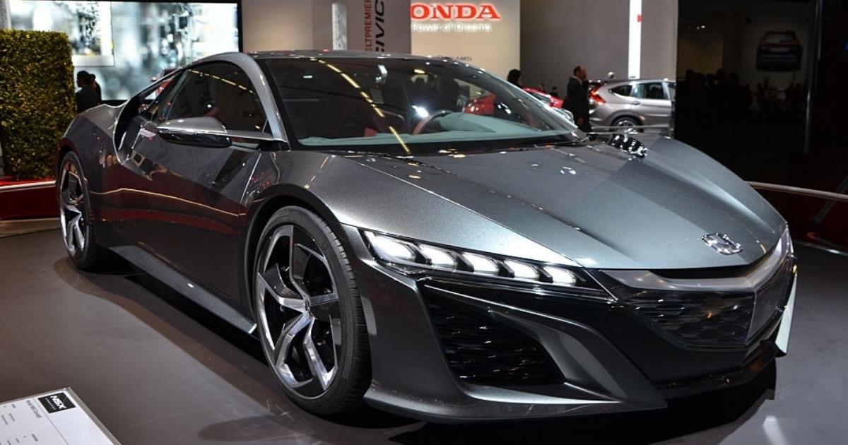 Conoce los vehículos Honda Acura