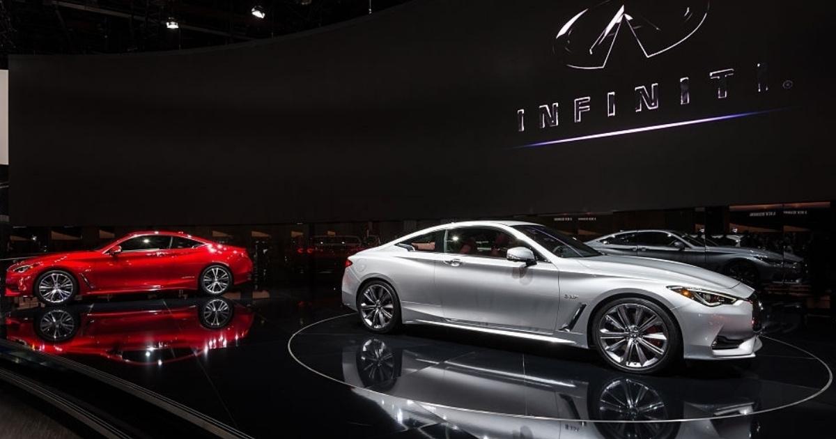 Autos Nissan Infinitos son puro lujo y confort