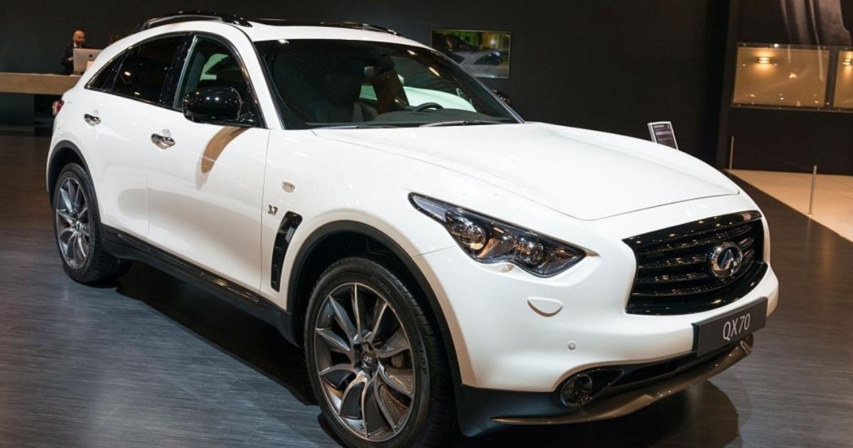 Nissan Infiniti encuentra los mejores modelos en Usaditos Cars