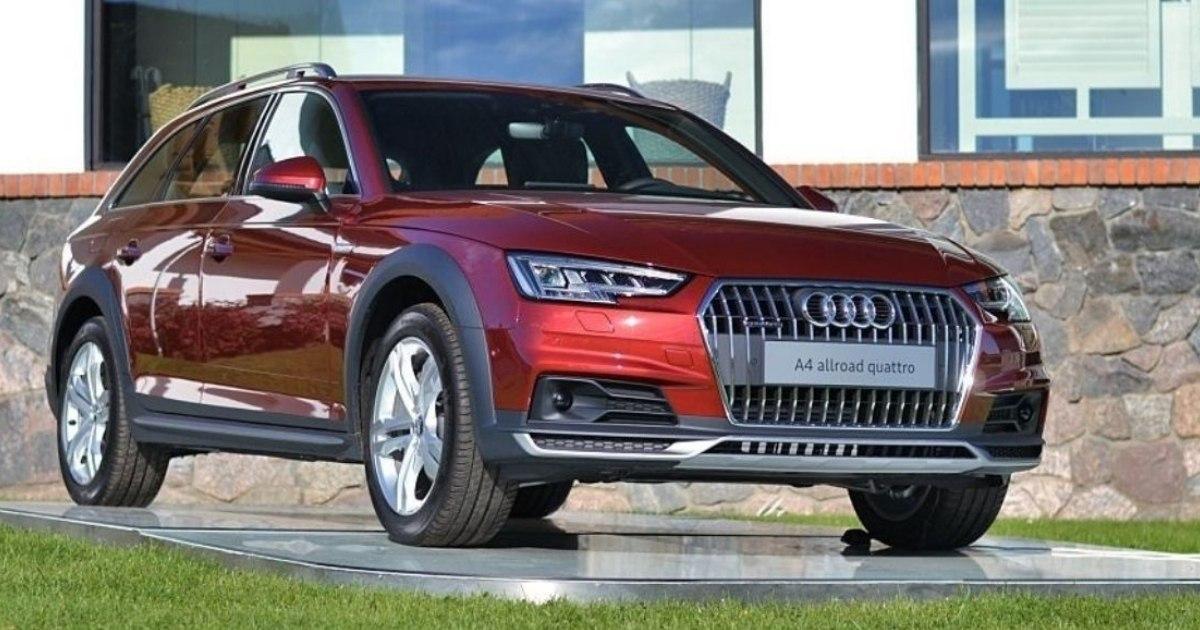 Conduce tu propio modelo de Audi A4